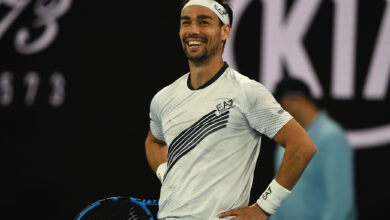 Photo of Tennis, Fabio Fognini è positivo al Coronavirus