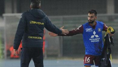 Photo of Garritano: «Emozione per il gol, doverose le scuse a Cosenza. E' la mia città»