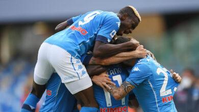 Photo of Serie A, poker Napoli. Derby al Milan e colpaccio Cagliari
