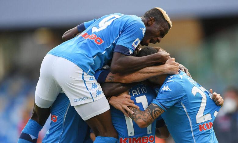 Gli uomini di Gattuso demoliscono 4-1 l'Atalanta. Crollo della Lazio, pari per la Juve. Cagliari corsaro a Torino. I risultati di serie A.