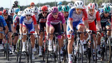 Photo of Giro d'Italia, otto persone colpite dal Coronavirus