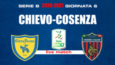 Photo of Chievo-Cosenza: il tabellino