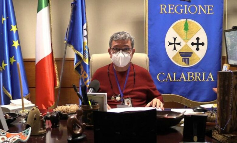 Coronavirus Calabria, otto nuovi comuni in zona rossa: ecco quali sono