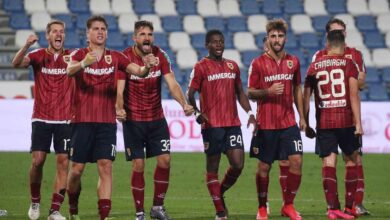 Photo of Serie B, la Reggiana non parte per Salerno: sarà 3-0 a tavolino