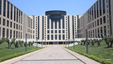 La sede della Cittadella regionale