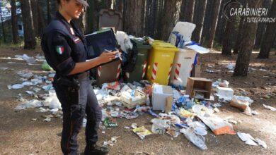Photo of Abbandono rifiuti in Sila, identificati e sanzionati i trasgressori