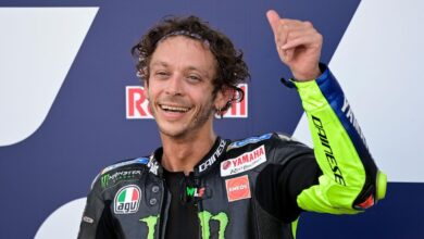 Photo of Coronavirus, anche Valentino Rossi è positivo