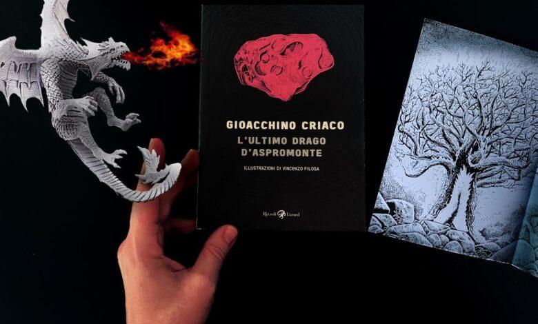 L'ultimo drago d'Aspromonte di Gioacchino Criaco con le illustrazioni di Vincenzo Filosa (Rizzoli Lizard)