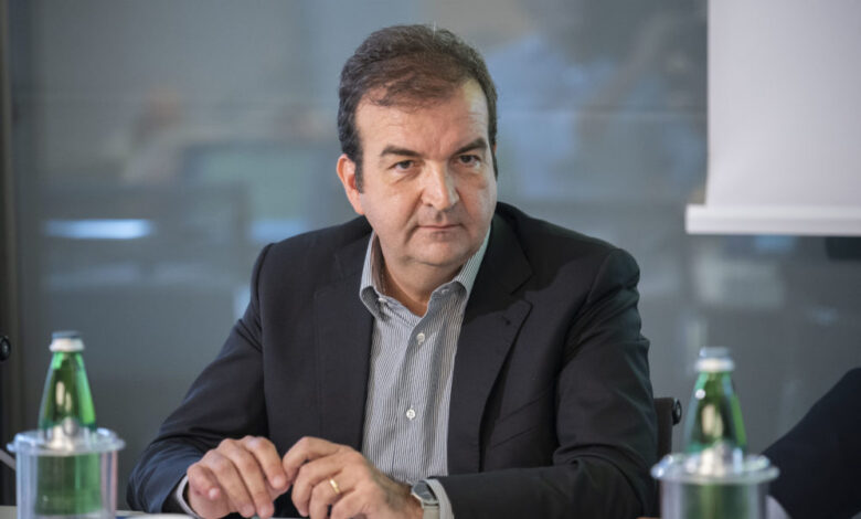 Cosenza, il sindaco Mario Occhiuto
