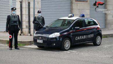Controlli anti-Covid a Corigliano Rossano, blitz dei carabinieri: il resoconto