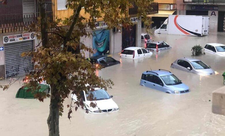 Nubifragi in Calabria, chiesto lo stato di emergenza