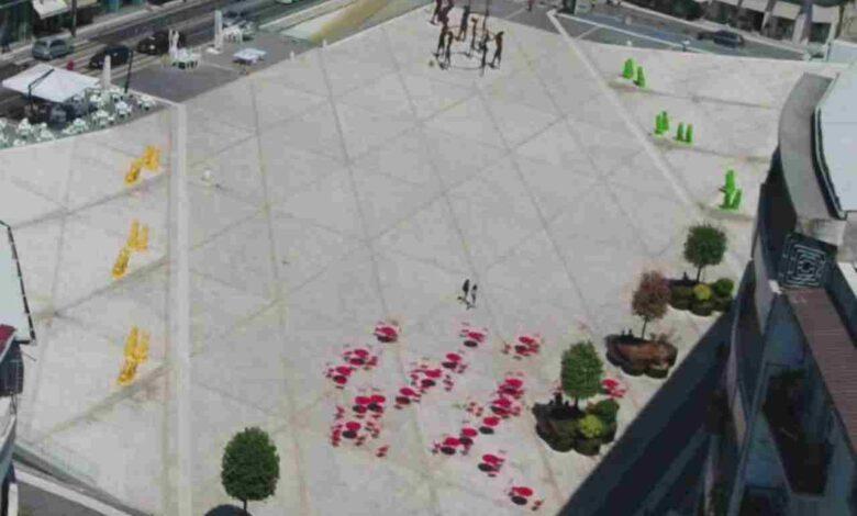 Chiesto il dissequestro di piazza Bilotti. Occhiuto: «Ecco le novità»
