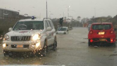 Alluvioni, attivati interventi Regione: al via sopralluoghi Prociv