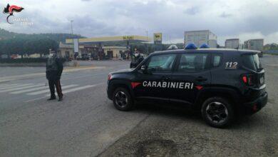 Rapina alla stazione di servizio: tre persone arrestate dai carabinieri