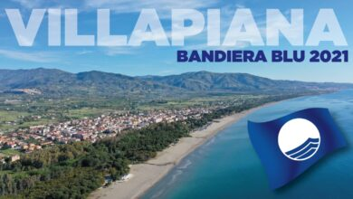 """Su Villapiana sventola ancora la """"Bandiera Blu"""": Montalti soddisfatto"""