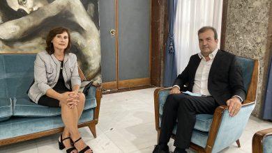 Cosenza, il nuovo Prefetto in visita a Palazzo dei Bruzi
