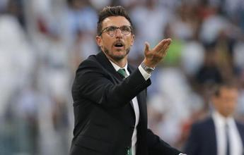 Verona Fc; official exemption for Di Francesco
