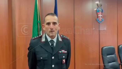 Femminicidio a Fagnano Castello, parla il tenente colonnello Giovinazzo