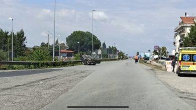 Incidente a Torano Castello scalo, due auto coinvolte e quattro feriti